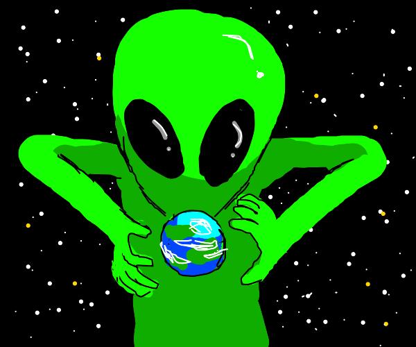 Mega Alien