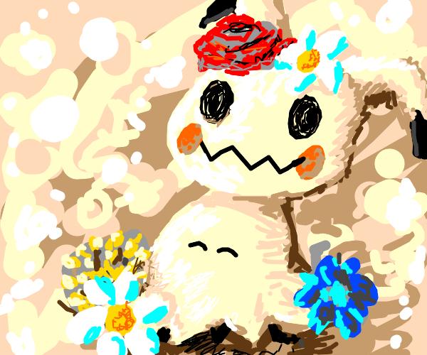 Floral Mimikyu