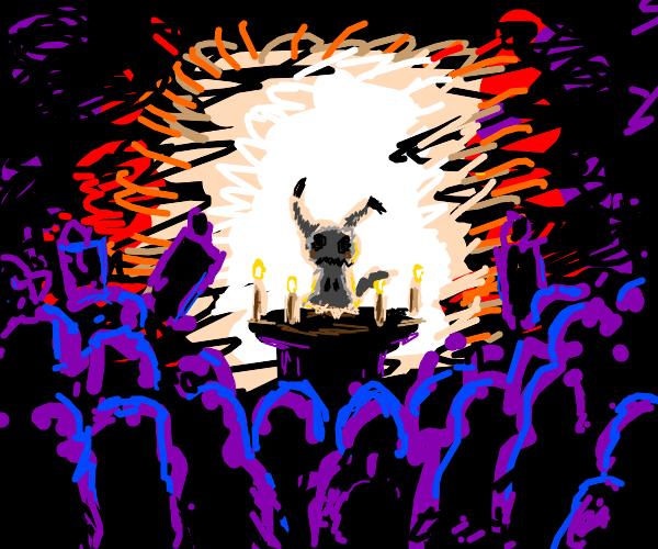 Mimikyu Cult