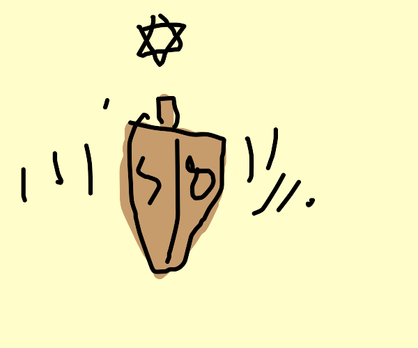 the jewish spinny things