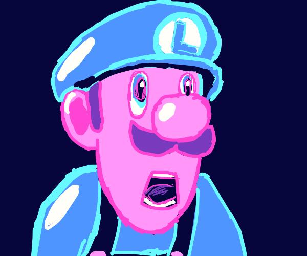 Luigi on crack