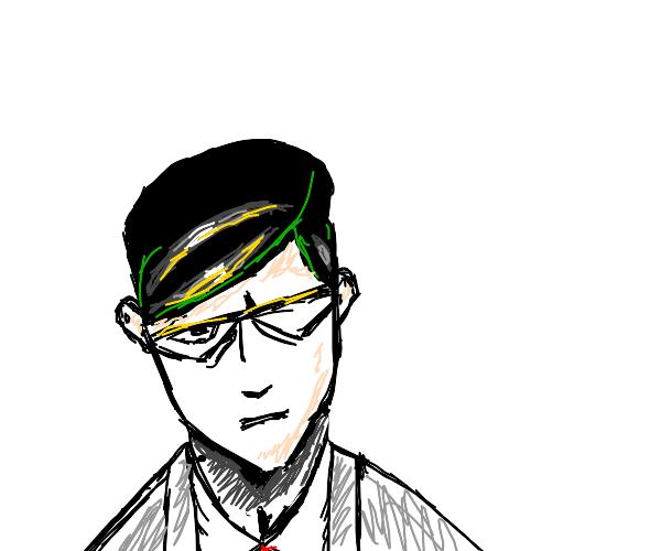 Sir Nighteye (My Hero Academia)