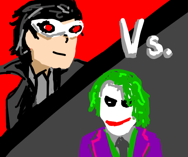 Joker (Ps5) vs Joker (Dc)