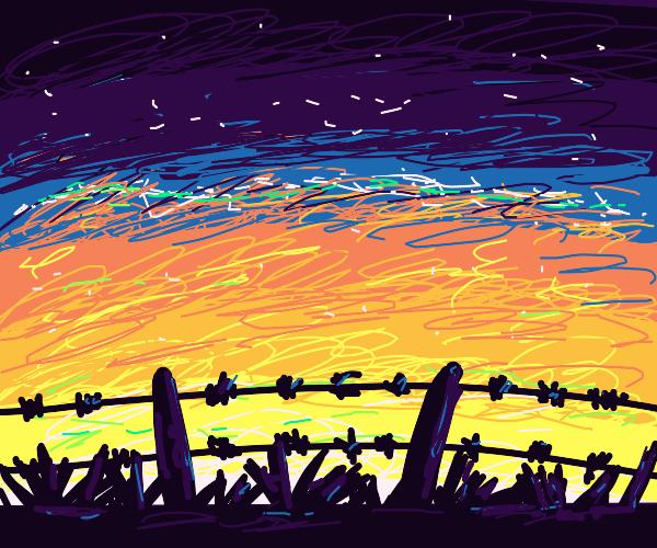 s3xy sunset sceneee