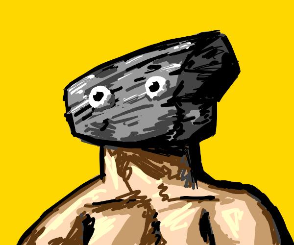 Mr. Rock Head