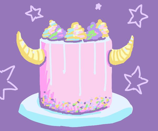 horny cake