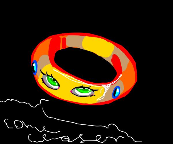 Sentient ring