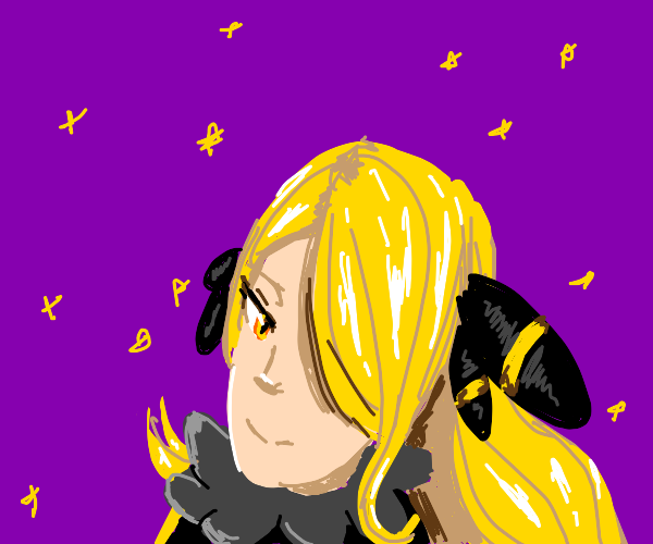 That one blonde pokemon trainer I forgot