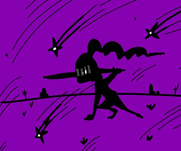 knight ninja