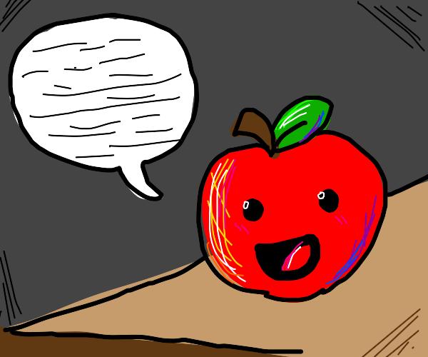 said fruit