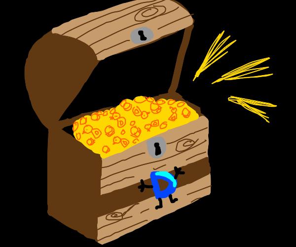 drawception treasure chest