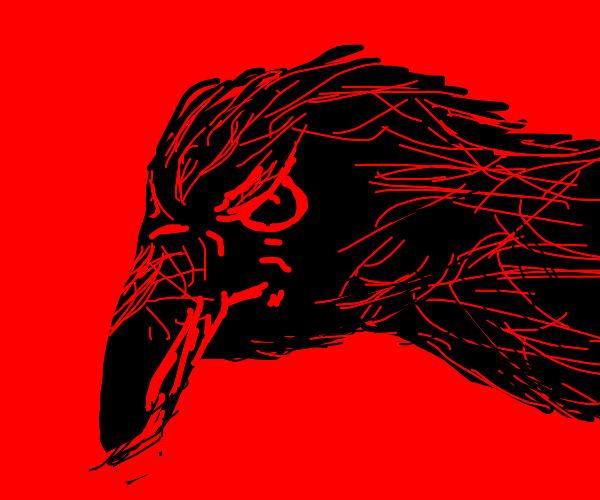 Angry Raven