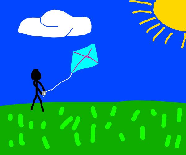 Oh, go fly a kite.