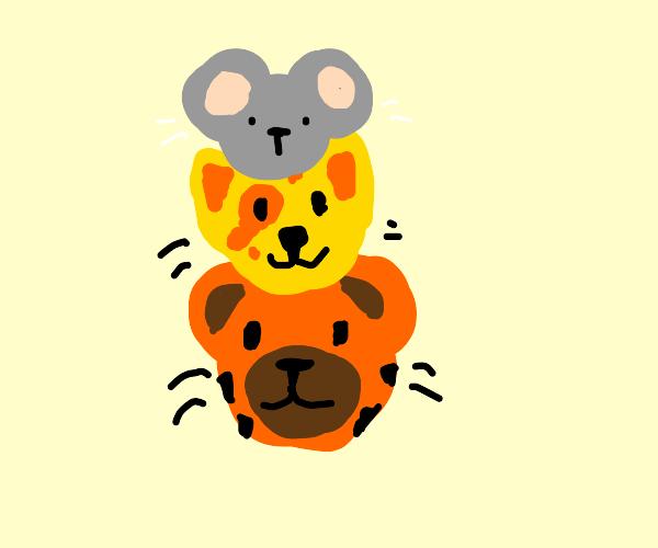 animal stack!