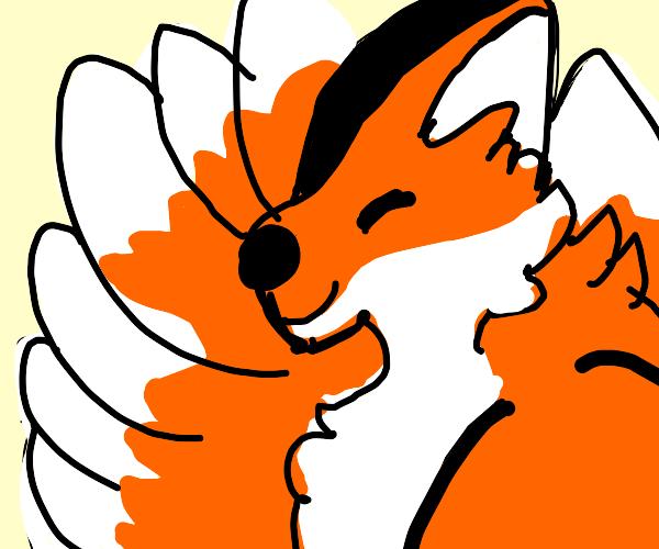 Kitsune (japanese legends)