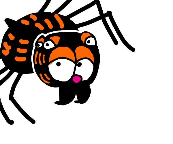 Arachnid Garfield Terror