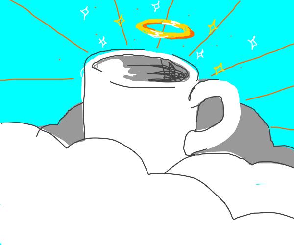 angelic mug
