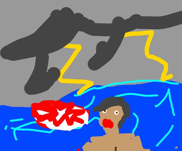 lifeguard drowning