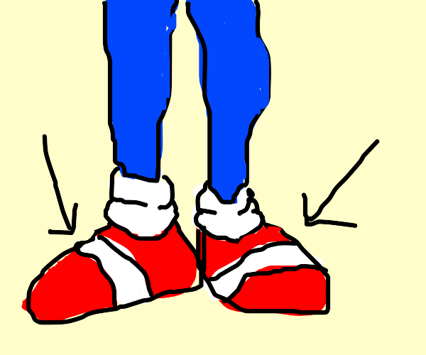 Sonic feet