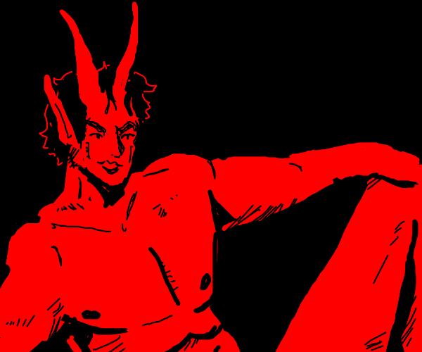 satan but sexy