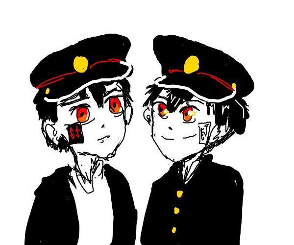 hanako kun and tsukasa