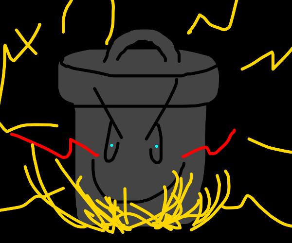 Electric Trash Heap