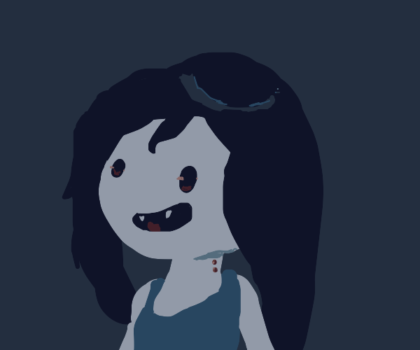 goth vampire princess chick, adventure time