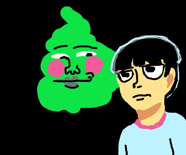 Mob and Dimple (Mob Psycho 100)