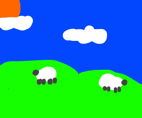 Great Scenic Pasture