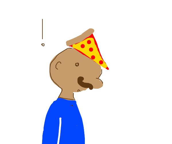 Pizza Hut? More like Pizza Hat!