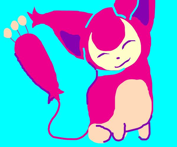 cute skitty