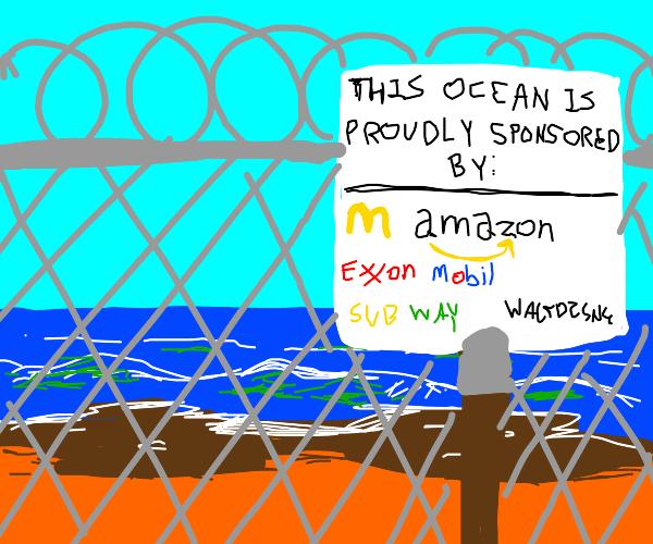 sponsored ocean