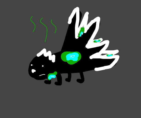 Moldy Porcupine