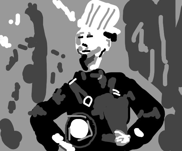 Chef Mussolini