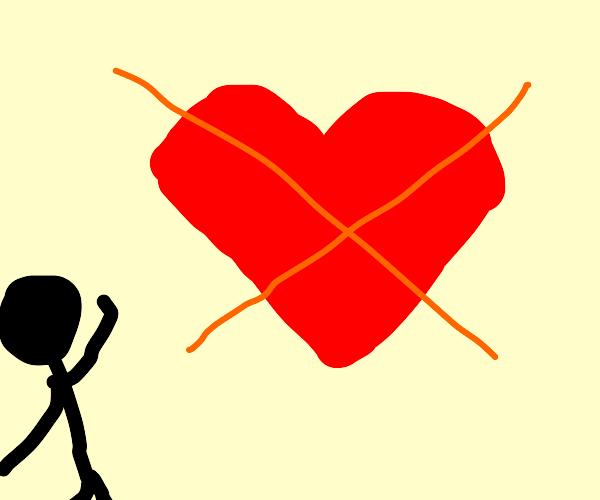 no one likes love