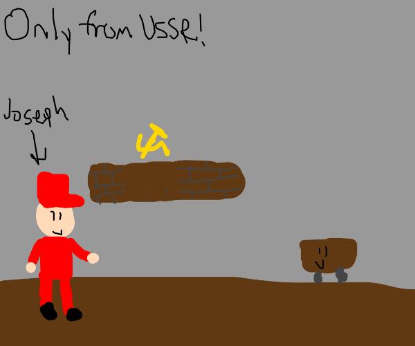 Super Communist Bros.