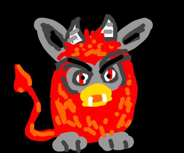 demonic furby