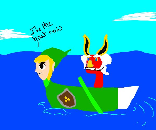 Link ship