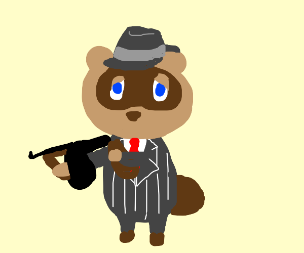 Tom Nook, mafia boss