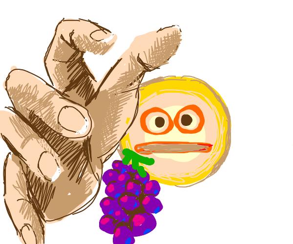 Grape Vibe check