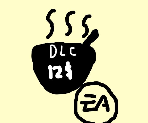pay 12$ to unlock ea's soup dlc
