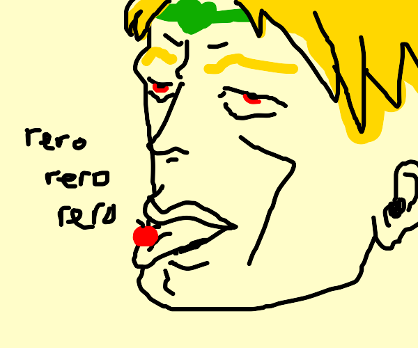 DIO does the rerorerorerorerorero