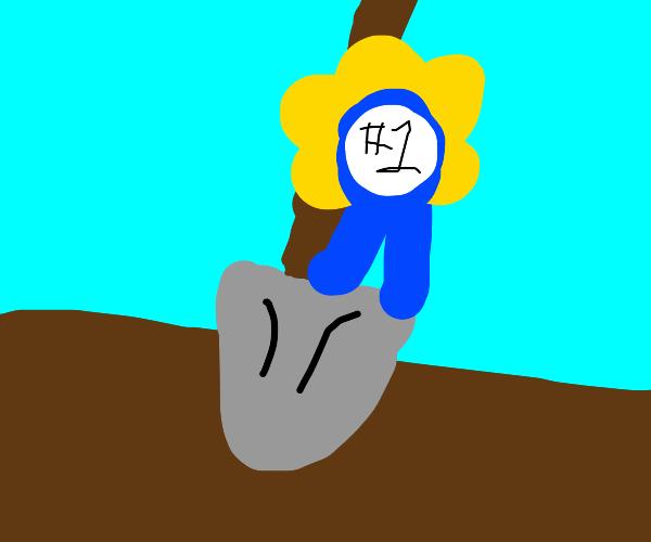 #1 shovel