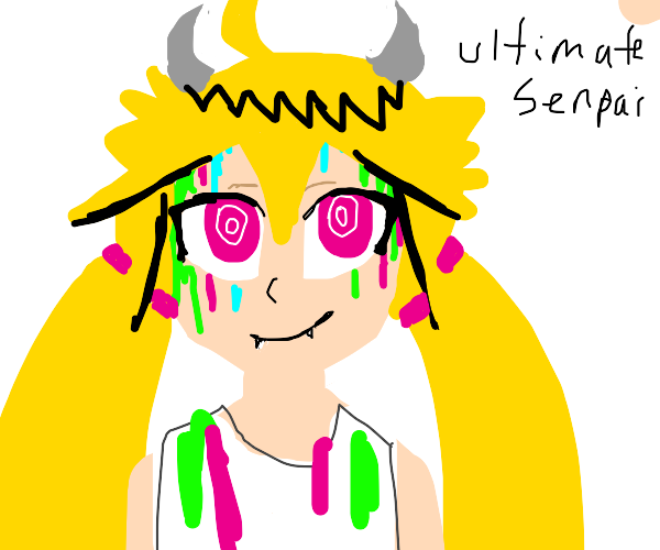 Ultimate Senpai (Pinocchio-P)