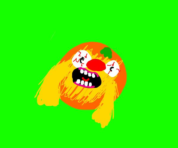 Orange becomes Yellmo
