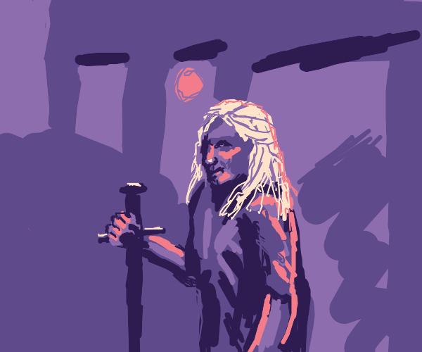 Hag presents The Sword