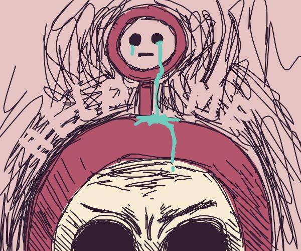 Cursed Teletubby