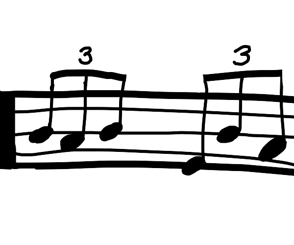Triple Notes