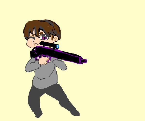 Chibi Sniper