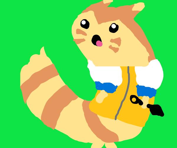 Furret in Uzumaki